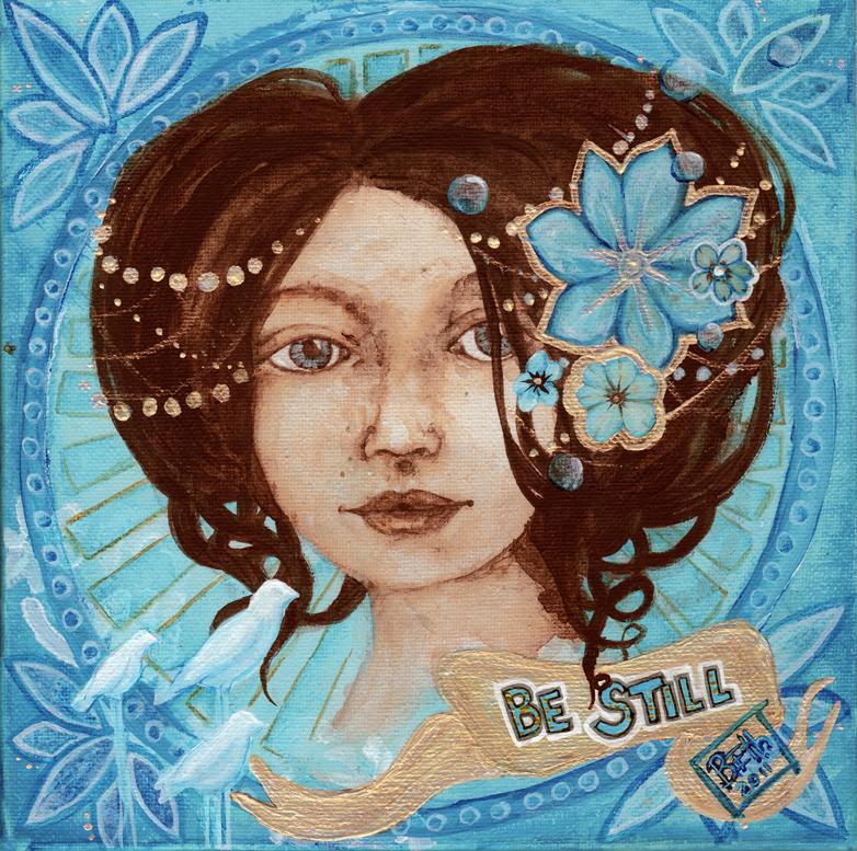 Be Still - Beth Dunlop